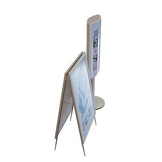 广告牌3d模型