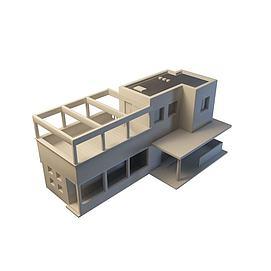 住宅3d模型