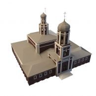 建筑3D模型3d模型