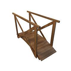 桥模型3d模型