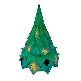 3d圣诞节装饰品模型