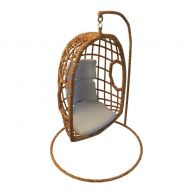 藤编吊椅3D模型3d模型