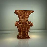 四羊方尊青铜器3D模型3d模型