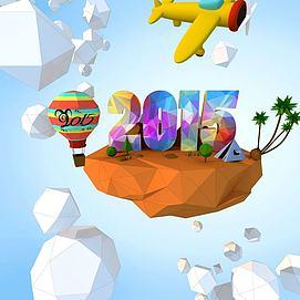 2015<font class='myIsRed'>春节</font>场景3d模型
