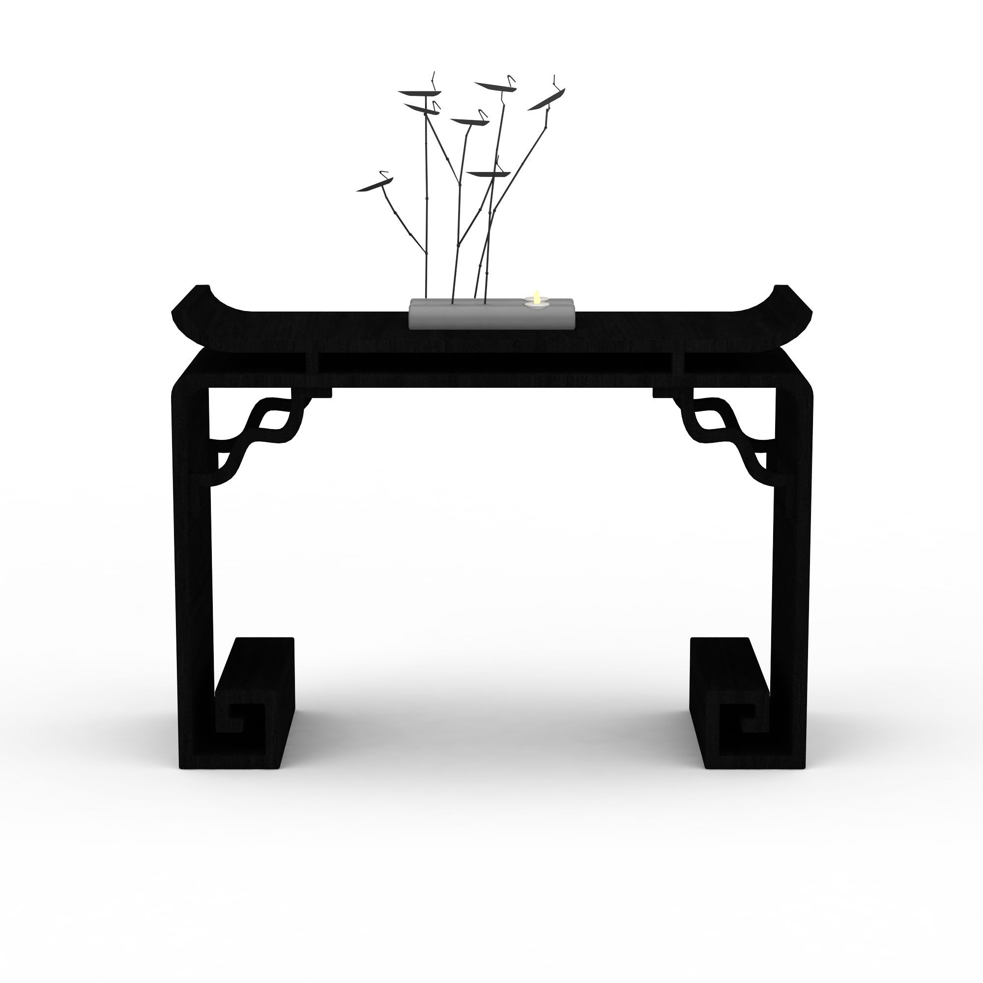 上传时间 2015/01/04  关键词:案几组合3d模型黑色案几3d模型中式案几图片