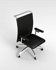 现代会议椅3D模型3d模型