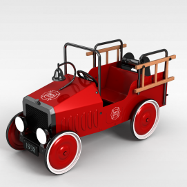 3d儿童玩具老爷车模型