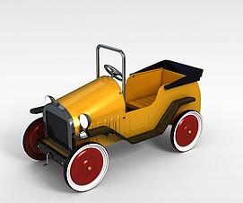 <font class='myIsRed'>玩具车</font>3d模型