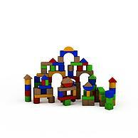 乐高玩具3D模型3d模型