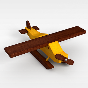 3d玩具<font class='myIsRed'>飞机</font>模型