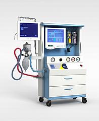 心脏起搏机模型3d模型