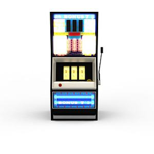 3d赌博机模型