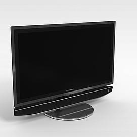 3d液晶電視模型