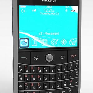 3d鍵盤<font class='myIsRed'>手機</font>模型