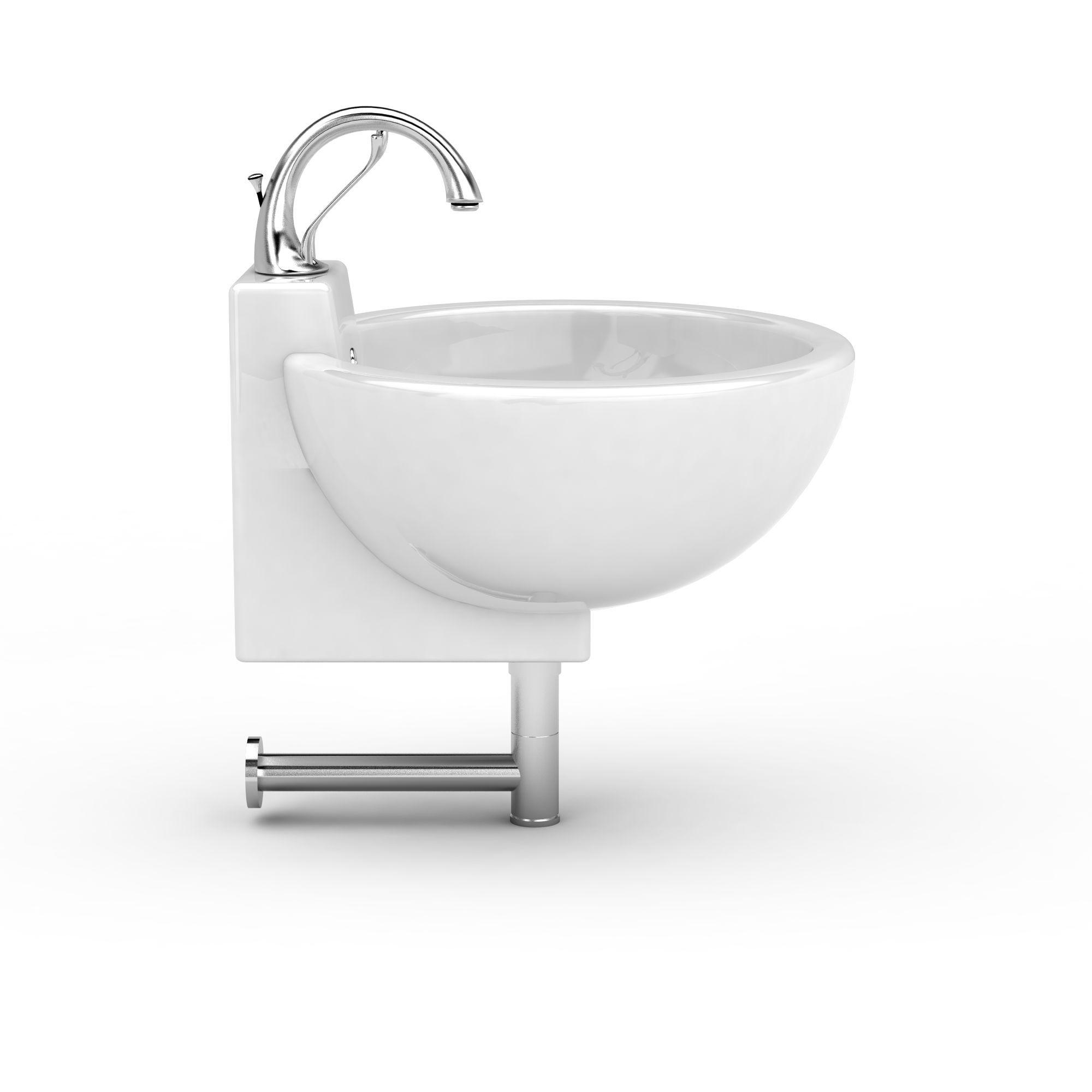 陶瓷洗手台高清图下载