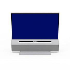 液晶电视3d模型