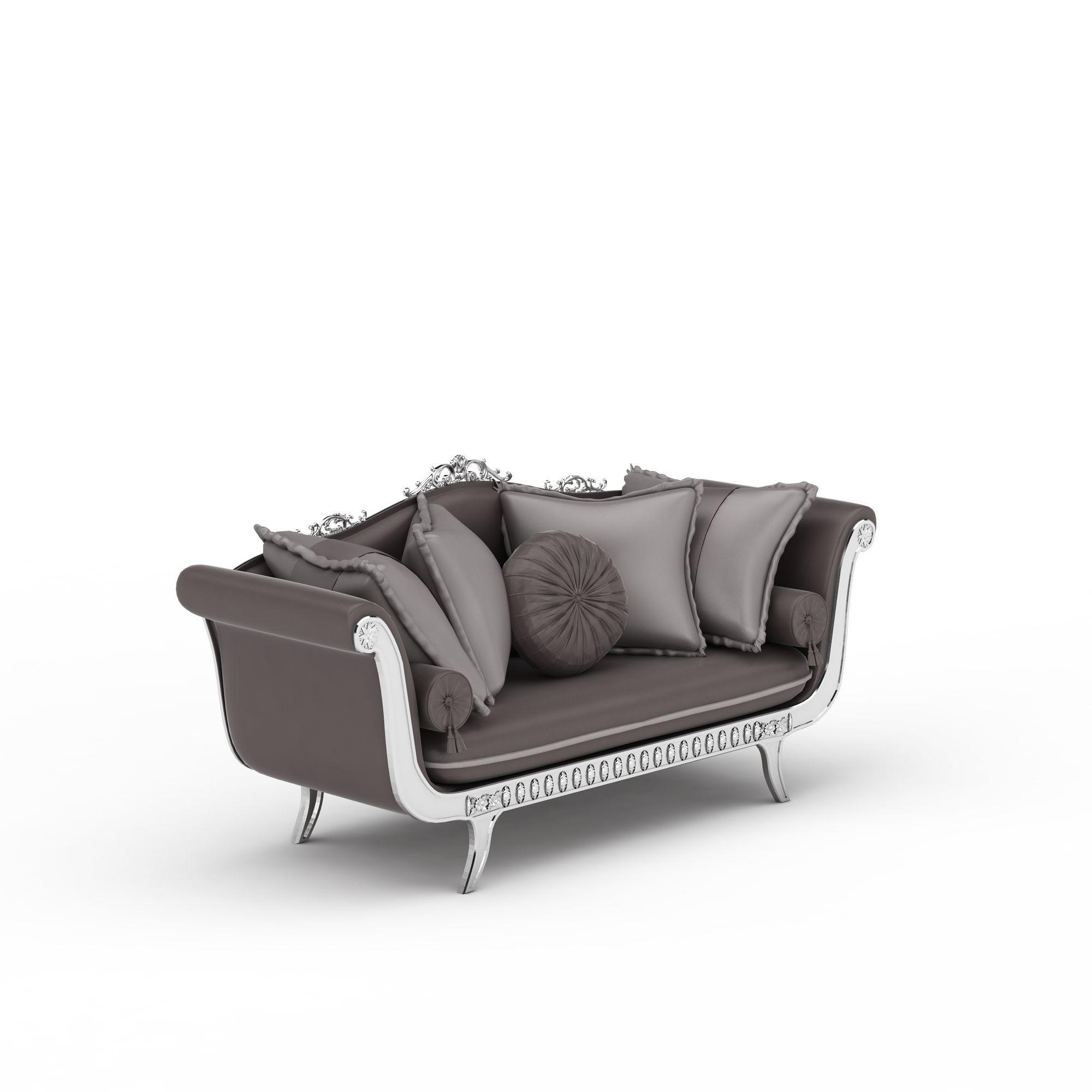 公主系欧式沙发图片_公主系欧式沙发png图片素材_公主