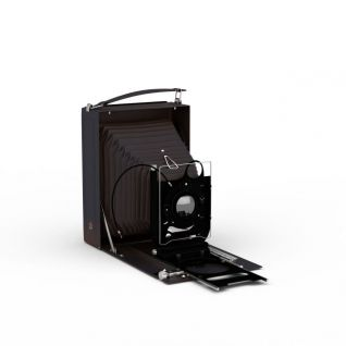 老式相机3d模型