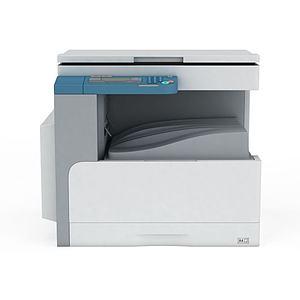 3d自动打印机模型