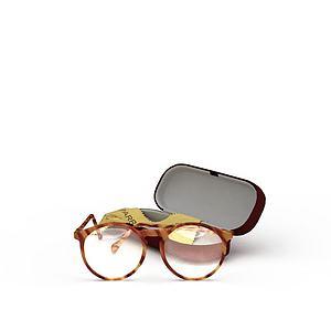 3d眼镜免费模型