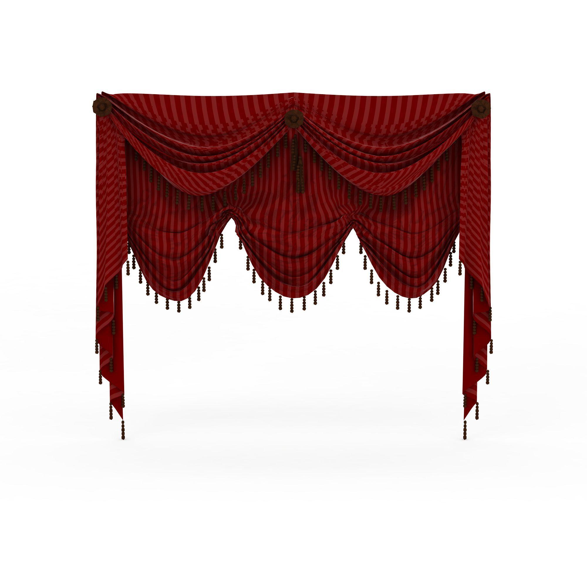 png 风格 欧式 上传时间 2015/03/04  关键词:高档欧式窗帘3d模型红色