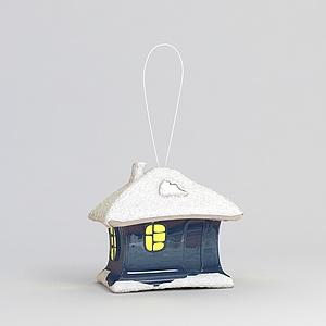 3d<font class='myIsRed'>房子</font>擺件模型