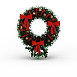 圣诞装饰品3D模型