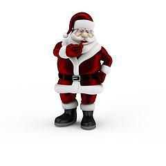 圣诞老人模型3d模型