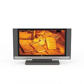 智能<font class='myIsRed'>电视机</font>3d模型