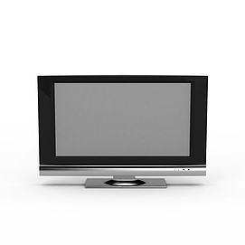 高清<font class='myIsRed'>电视机</font>3d模型
