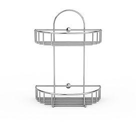 卫浴壁挂铁架模型