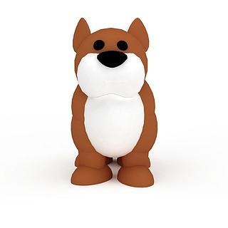 <font class='myIsRed'>狗</font>玩具3d模型