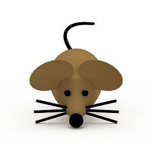 老鼠玩具模型3d模型