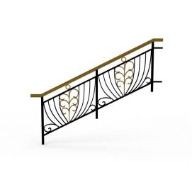 楼梯<font class='myIsRed'>栏杆</font>3d模型