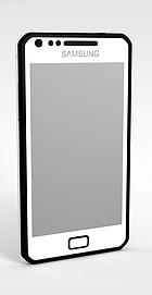 3d三星<font class='myIsRed'>手机</font>模型