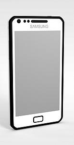 3d三星<font class='myIsRed'>手機</font>模型