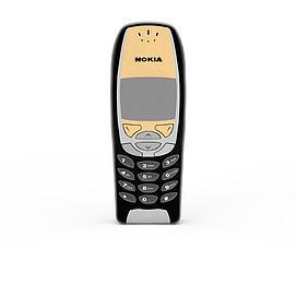 诺基亚<font class='myIsRed'>手机</font>3d模型