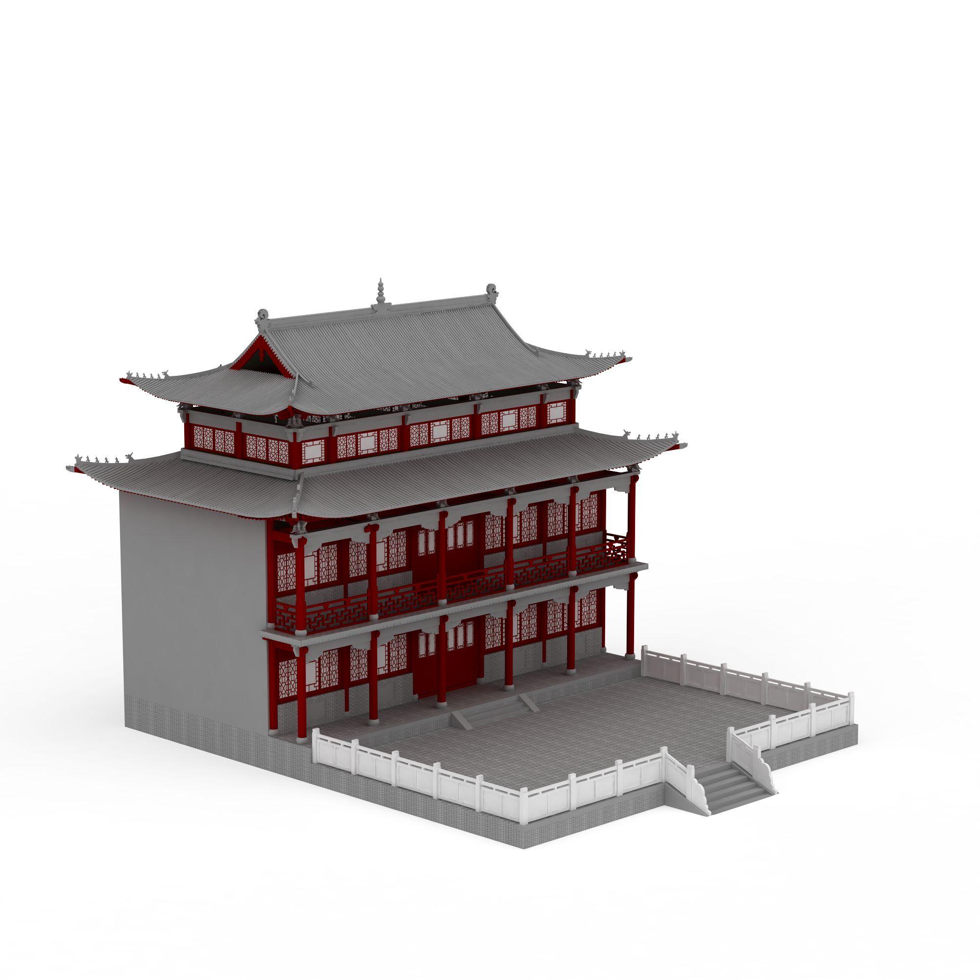 古代建筑高清图下载