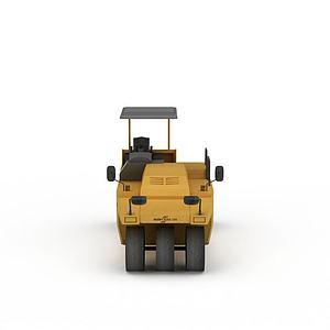 3d建筑工地<font class='myIsRed'>工程車</font>模型