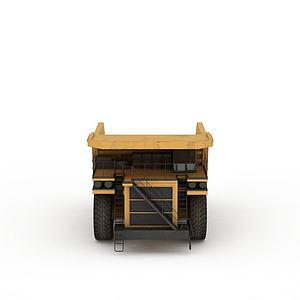 3d建筑<font class='myIsRed'>工程車</font>模型