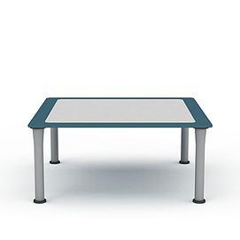 方形桌子3d模型