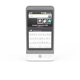智能<font class='myIsRed'>手机</font>3d模型