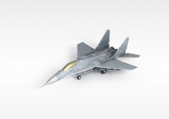 军事飞机模型3d模型