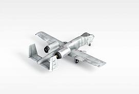 3d军事<font class='myIsRed'>飞机</font>模型
