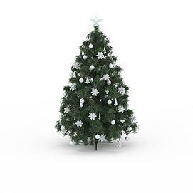装饰<font class='myIsRed'>圣诞树</font>3d模型