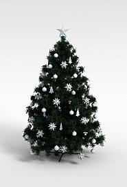3d装饰<font class='myIsRed'>圣诞树</font>模型