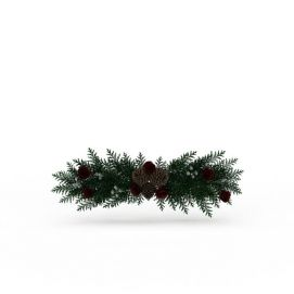 <font class='myIsRed'>圣诞树</font>装饰3d模型