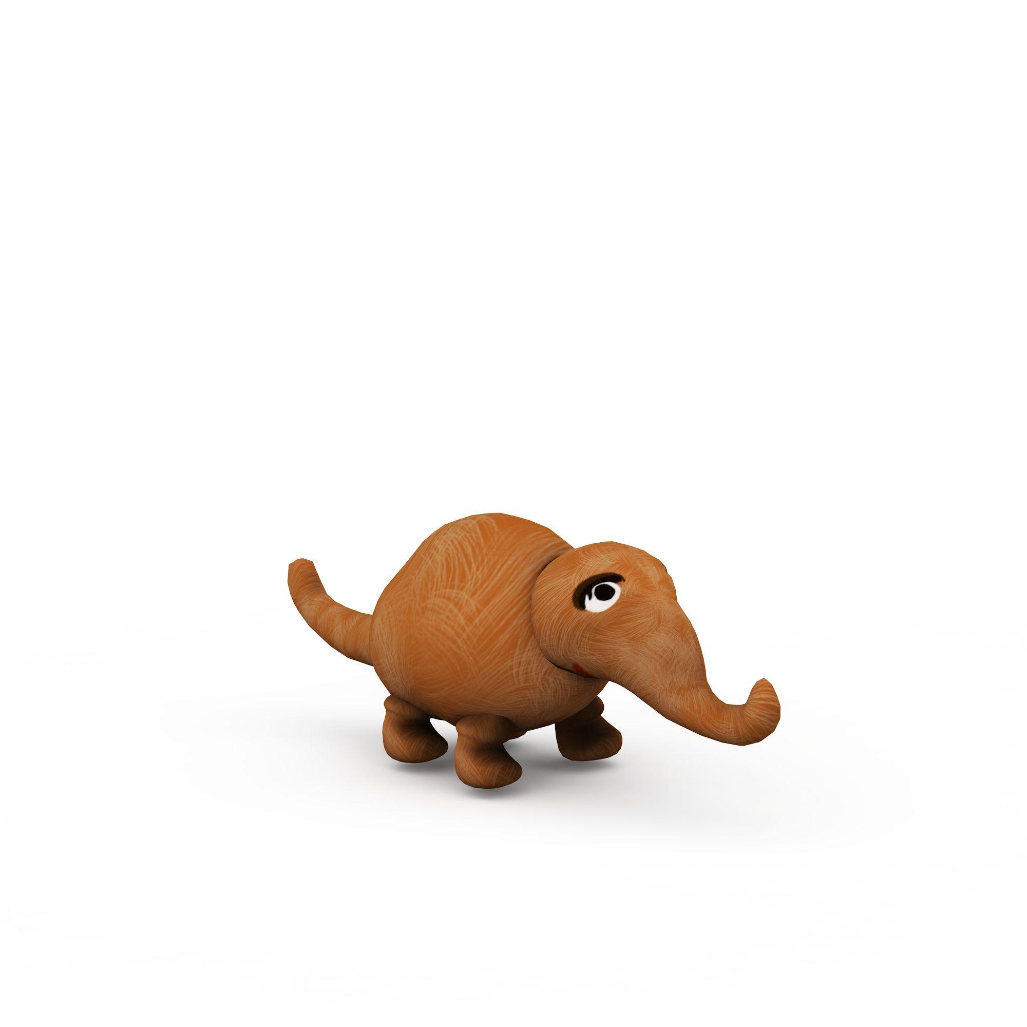 大象玩具png高清图片下载