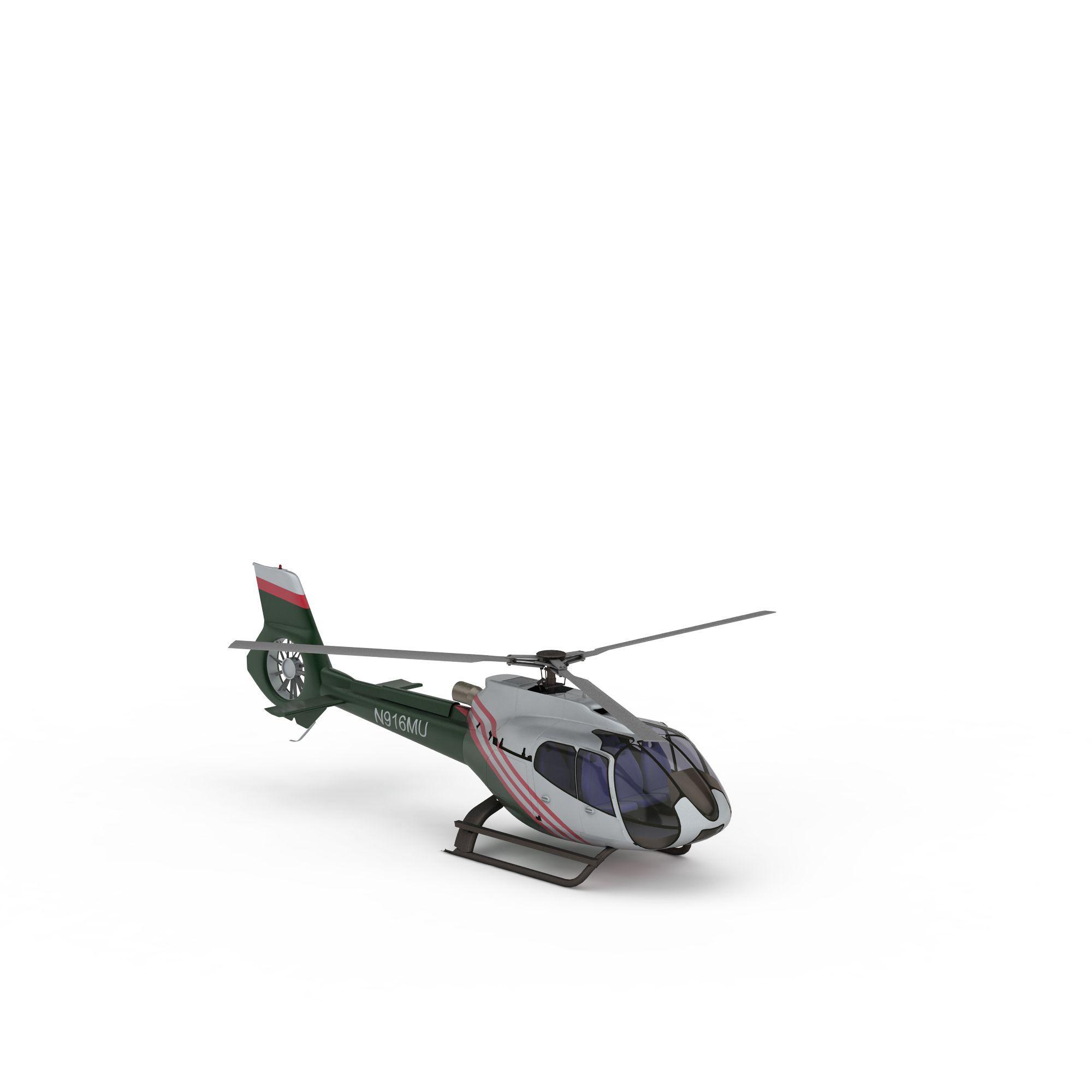3d模型下载 交通工具3d模型 航空 直升飞机3d模型 直升飞机png图片