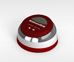 电饭煲模型3d模型